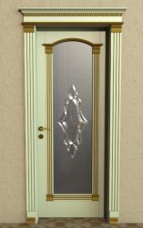 Luxusní interiérové dveře